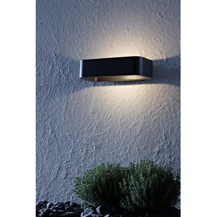 Walle LED Outdoor Sconce By Markslojd