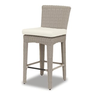 Manhattan 30 Patio Bar Stool with Cushion