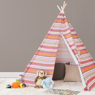 Indoor/Outdoor Kids Teepee Playhouse : girls teepee tent - memphite.com
