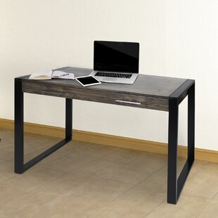 Harriett Solid Wood Writing Desk