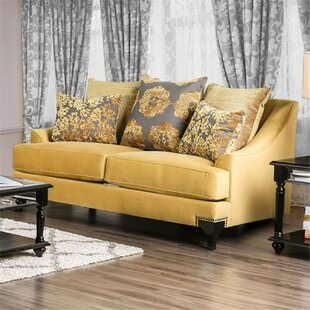 Affordable Calne Loveseat by Canora Grey Reviews (2019) & Buyer's Guide