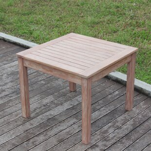 Hermitage Wooden Coffee Table