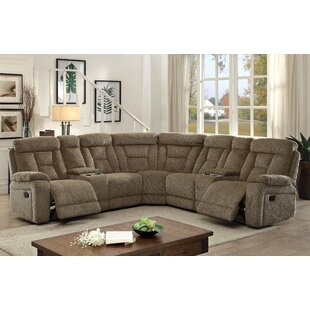 Red Barrel Studio Webb Reclining Sectional
