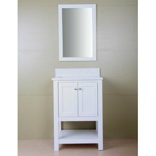 Shawnette 24 Single Bathroom Vanity Set by Darby Home Co