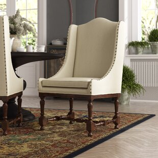 Back Host/Hostess Arm Chair