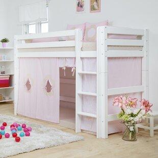 European Single Mid Sleeper Bed By Hoppekids
