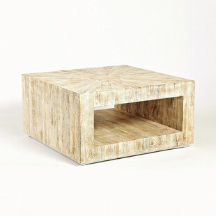 Studio A Home Driftwood Coffee Table