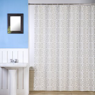 Best Price Royal Fabric Shower Curtain By Ben and Jonah