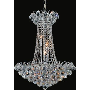 Glimmer 11-Light Empire Chandelier