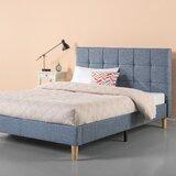 Gabriela Tufted Upholstered Platform Bed by Foundstone™