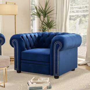 Price comparison Heathfield Armchair by Mercer41 Reviews (2019) & Buyer's Guide