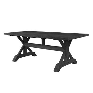Tourelle Dining Table Gracie Oaks