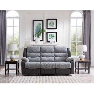 Katniss 3 Seater Reclining Sofa By Ebern Designs