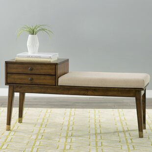 Pelicano Storage Bench by Langley Street