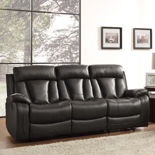 Check Prices Ackerman Double Reclining Sofa by Woodhaven Hill Reviews (2019) & Buyer's Guide
