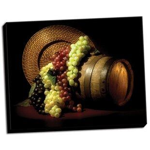 Grape Wine Wall Art Wayfair