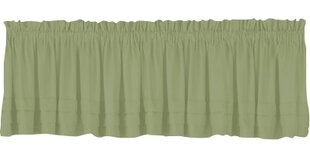 bedroom linen valance green no plaid curtainsno valances p brief made cotton ready and curtains