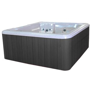 Bahama 5-Person 30-Jet Plug And Play Hot Tub With LED Light And Ozonator By QCA Spas