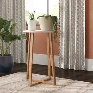 Wellston Plant Table by Ebern Designs