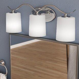 Three Posts Greenwell 3-Light Vanity Light