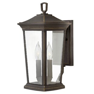 Compare & Buy Bromley 2-Light Outdoor Wall Lantern By Hinkley Lighting