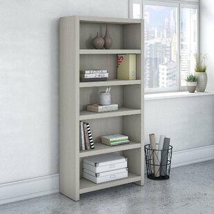 Echo Standard Bookcase By Kathy Ireland Office By Bush