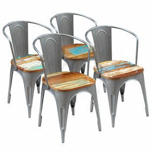 Dora Dining Chair (Set of 4) by 17 Stories