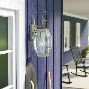 Vieux 1-Light Outdoor Wall Lantern