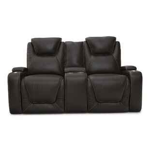 Leather Home Theater Loves..