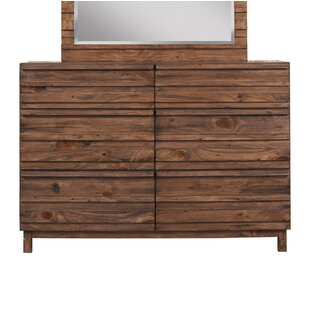Mercury Row Dixson 6 Drawer Double Dresser