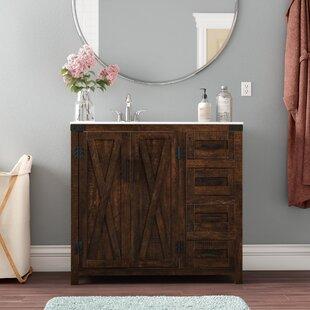 4ft Bath Vanity Wayfair