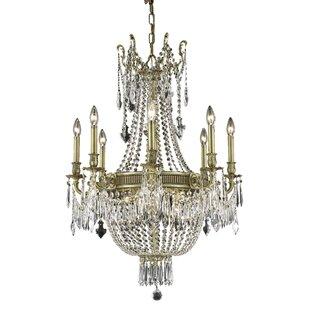 Astoria Grand Ursula 12-Light Empire Chandelier