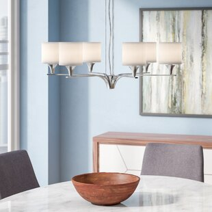 Compare & Buy Bullard 6-Light Shaded Chandelier By Latitude Run