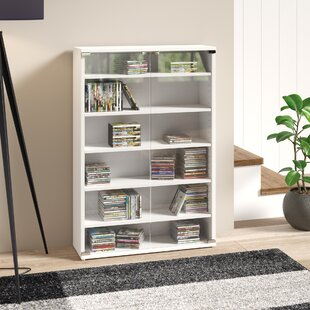Sartor Multimedia Storage Rack By Mercury Row