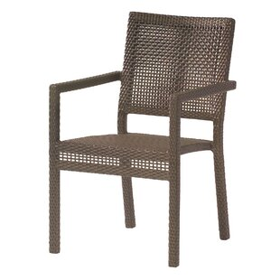 All-Weather Miami Stacking Patio Dining Chair
