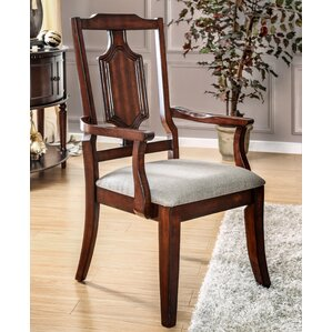 Albon Traditional Arm Chair (Set of 2) by..