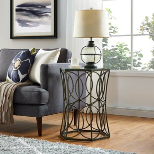 Bolser Circle End Table