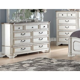Andromeda 7 Drawer Dresser