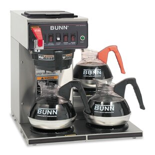 Bunn Commercially Rated Automatic Coffee Maker