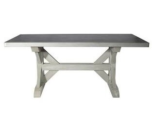 SDSDesigns Farm Dining Table Size 30 H x 38 W x 84 L Base Finish