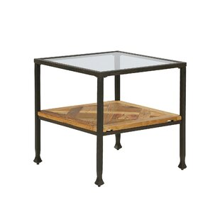 Lia Side Table By Gracie Oaks