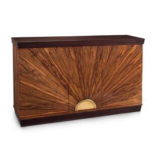 Sunburst 2 Door Accent Cabinet by John-Richard