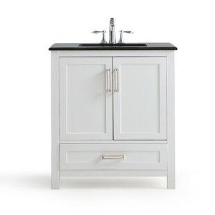 Evan 31 Single Bathroom Vanity Set By Simpli Home