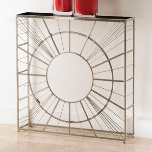 Radial Console Table