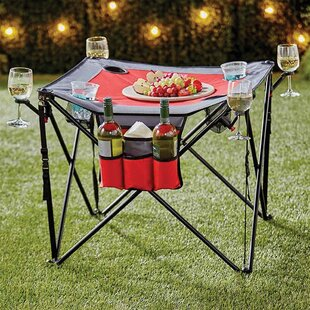 Online Purchase Brixham Wine Folding Camping Table Great Price