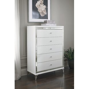 Global Furniture USA Catalina 5 Drawer Chest Image