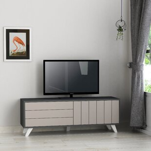 Find the perfect Giana Modern TV Stand for TVs up to 55 by Wrought Studio Reviews (2019) & Buyer's Guide
