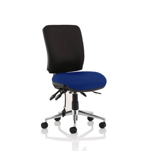Stevia Medium Desk Chair By Symple Stuff