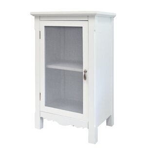 Rosecliff Heights Hampton 1 Door Accent Cabinet