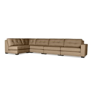 Brose Plush Deep Modular Sectional by Brayden Studio Purchase